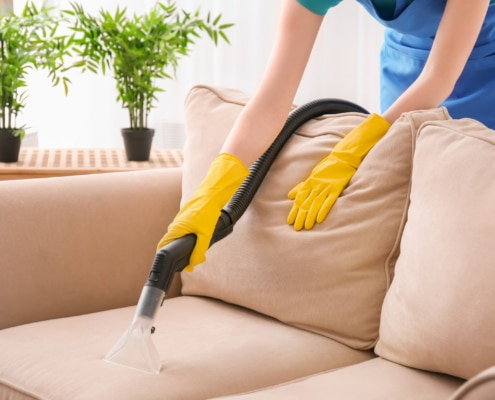 Upholstery Cleaning St. Louis
