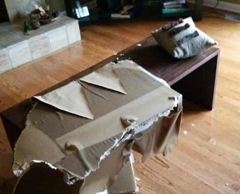 edwardsville flood damage repair costs