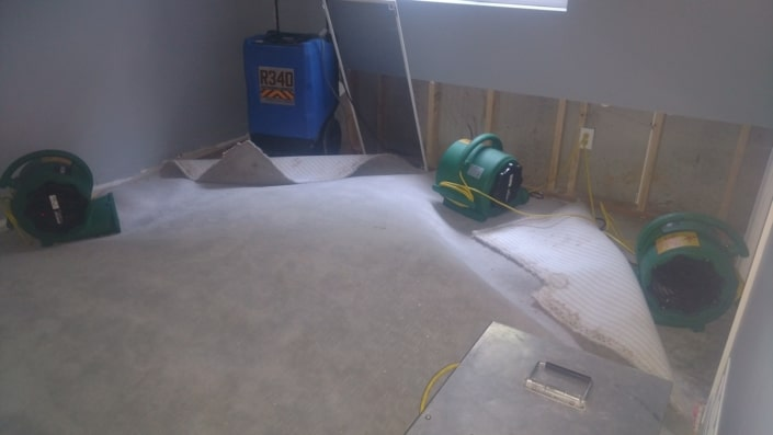 st louis water damage repair