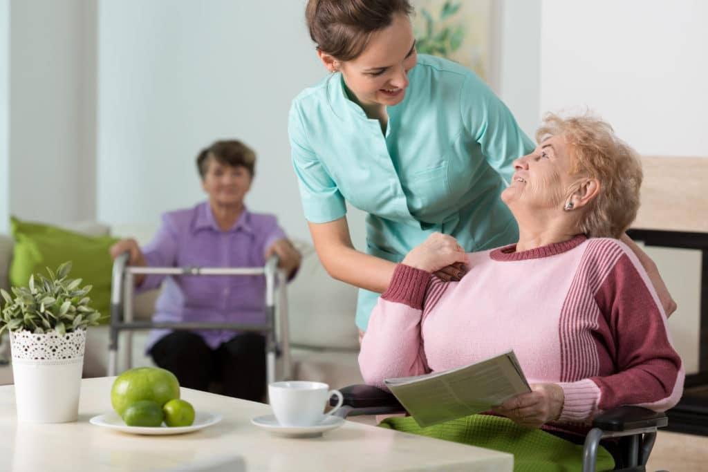 Pervasive Nursing Home