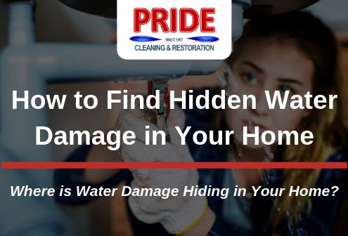 Hidden Water Damage