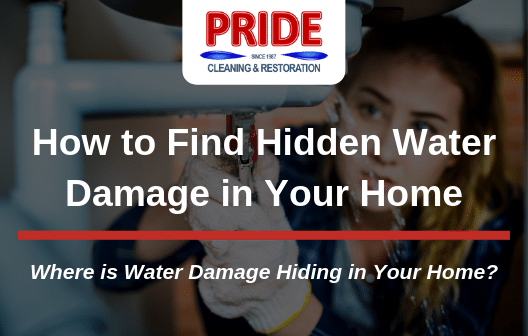 Hidden Water Damage