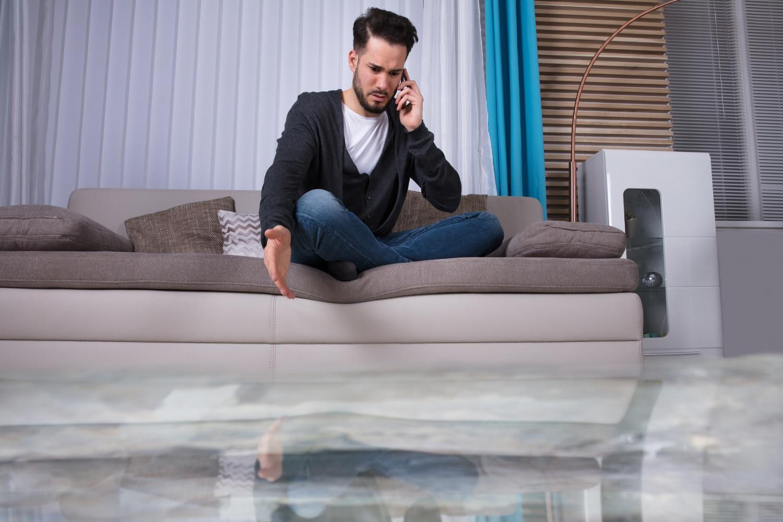 Water Damage Furniture St Louis