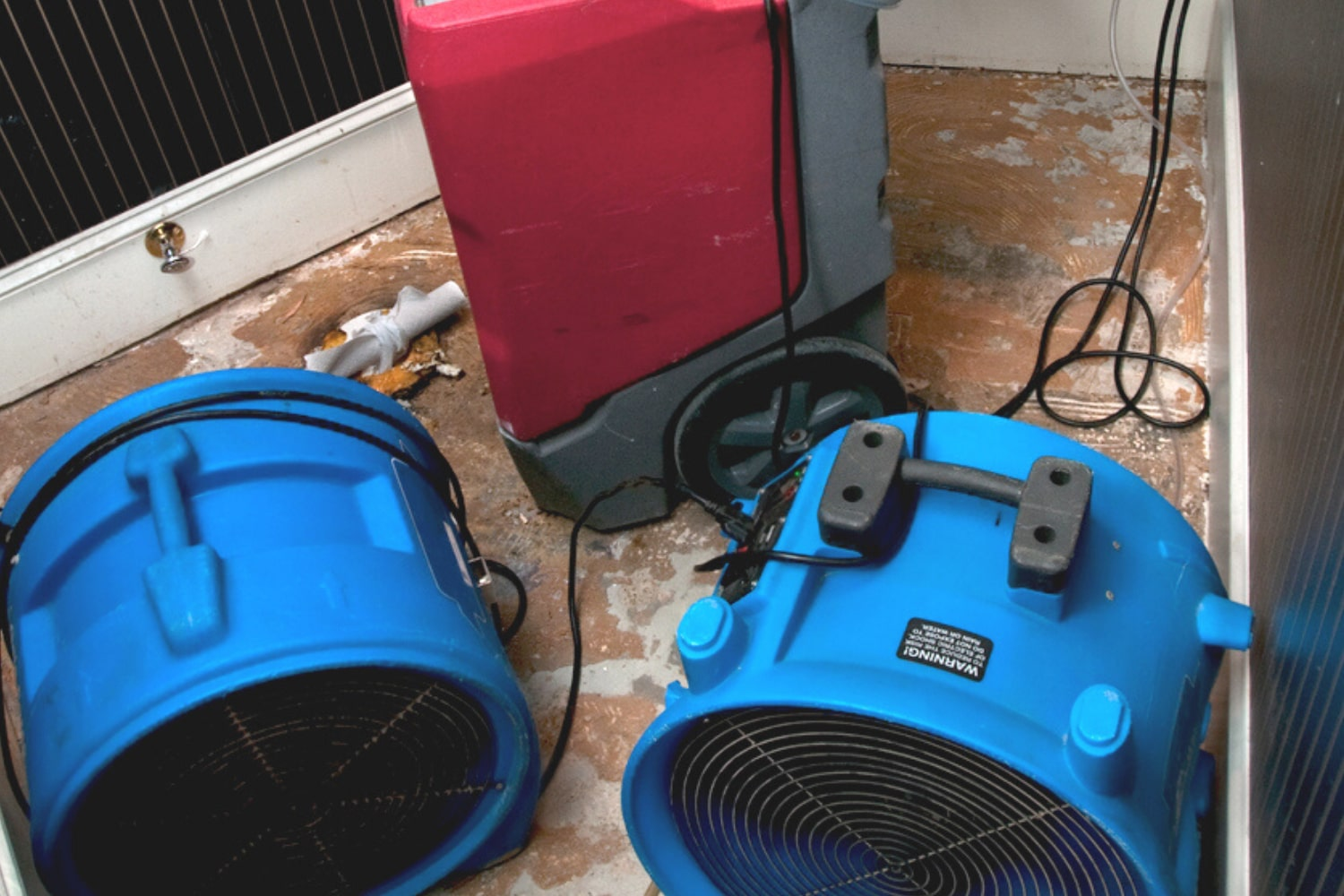 Water Damage Repair St Louis
