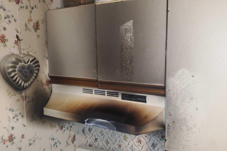 fire damage repair