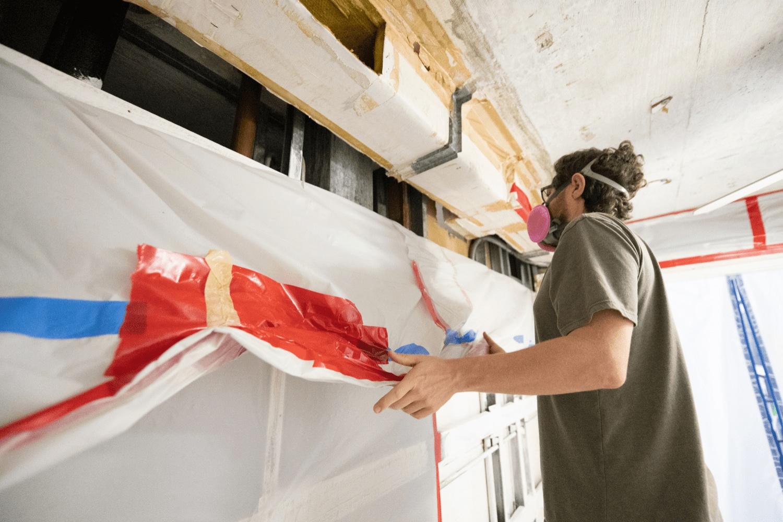 St Louis Mold Remediation Process