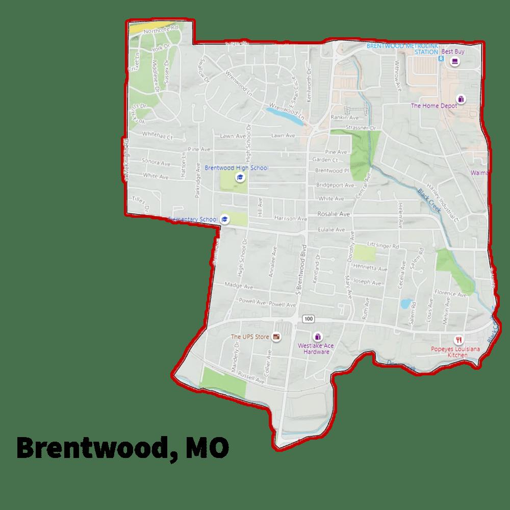 water damage restoration Brentwood mo