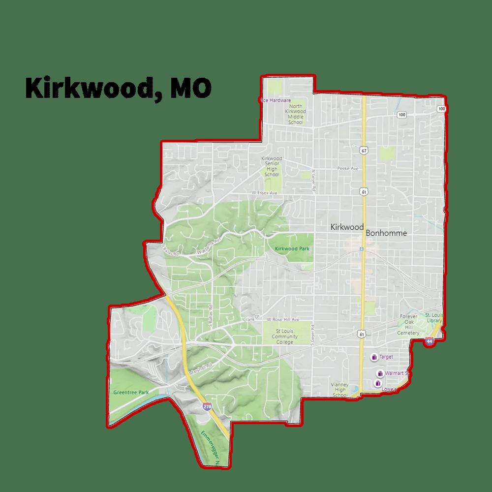 water damage restoration Kirkwood mo