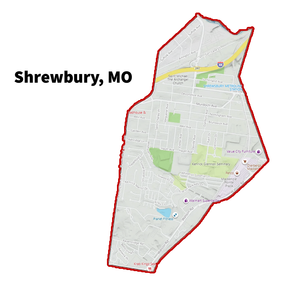water damage restoration Shrewsbury mo