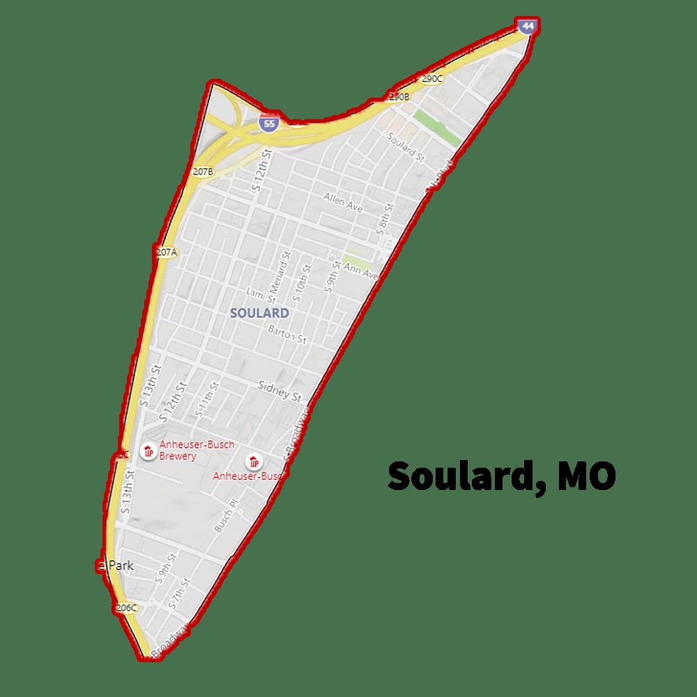 water damage restoration Soulard mo