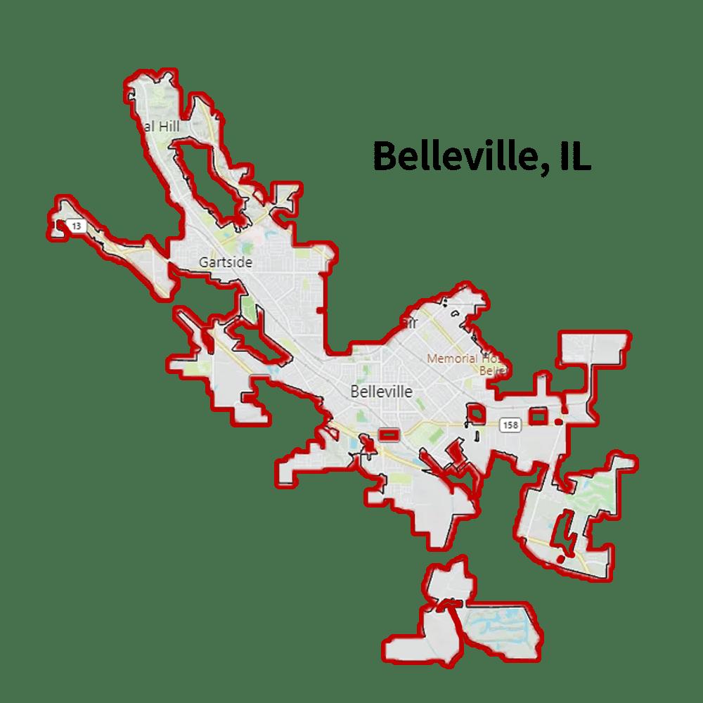 water damage restoration belleville il