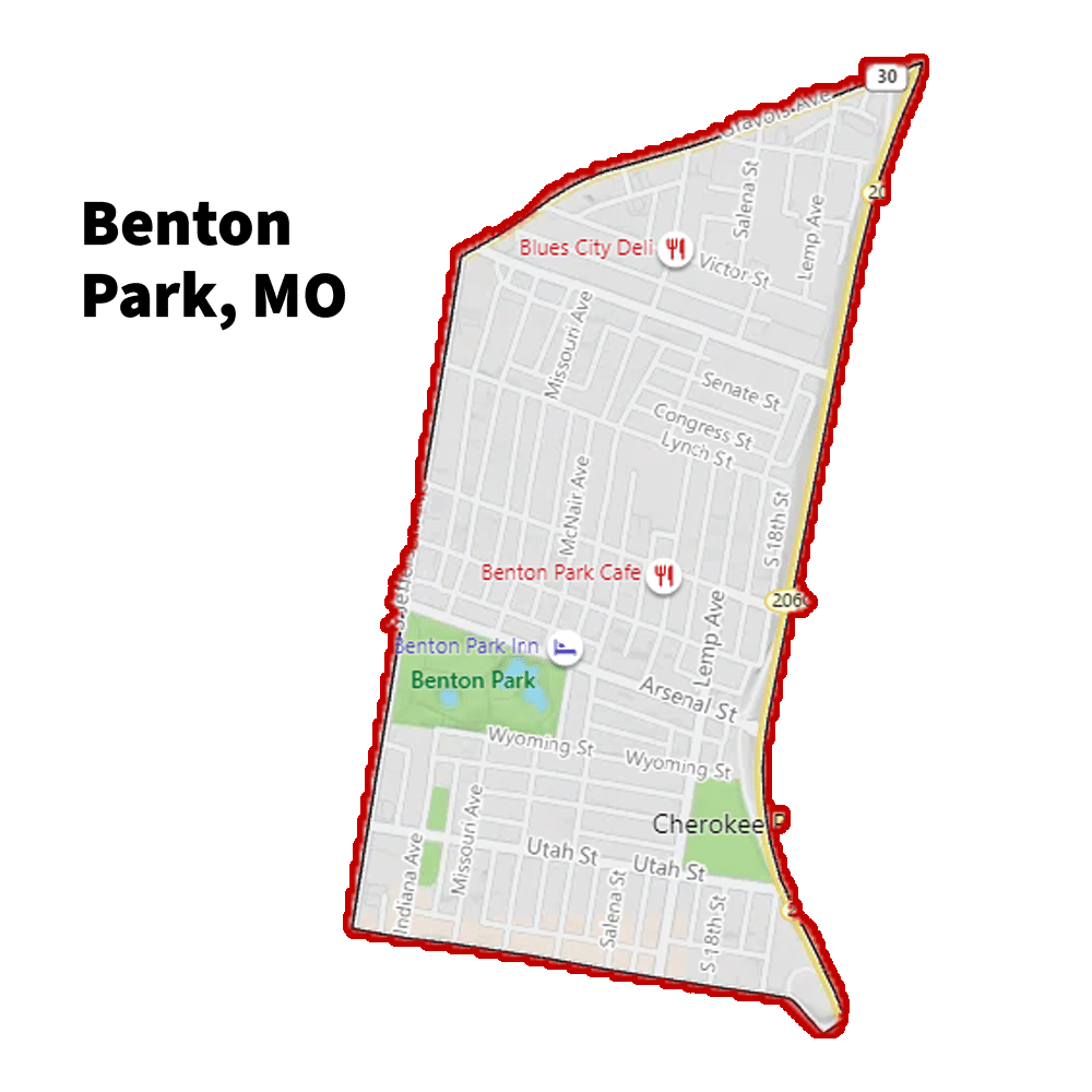 water damage restoration benton park mo