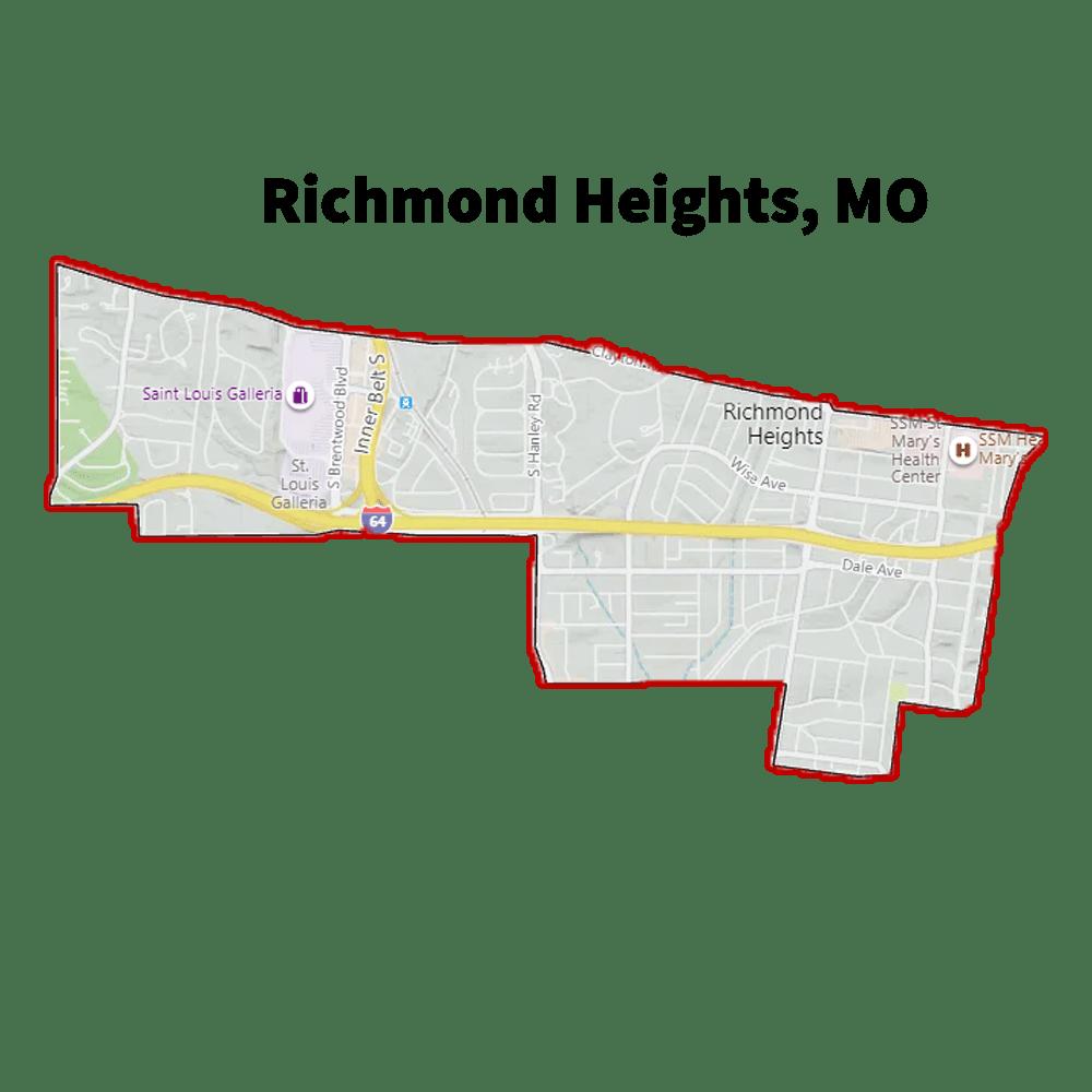 water damage restoration richmond heights mo