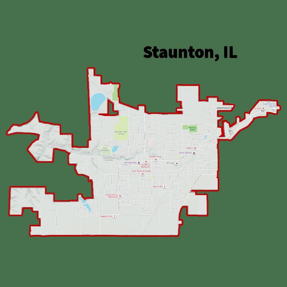 water damage restoration staunton il