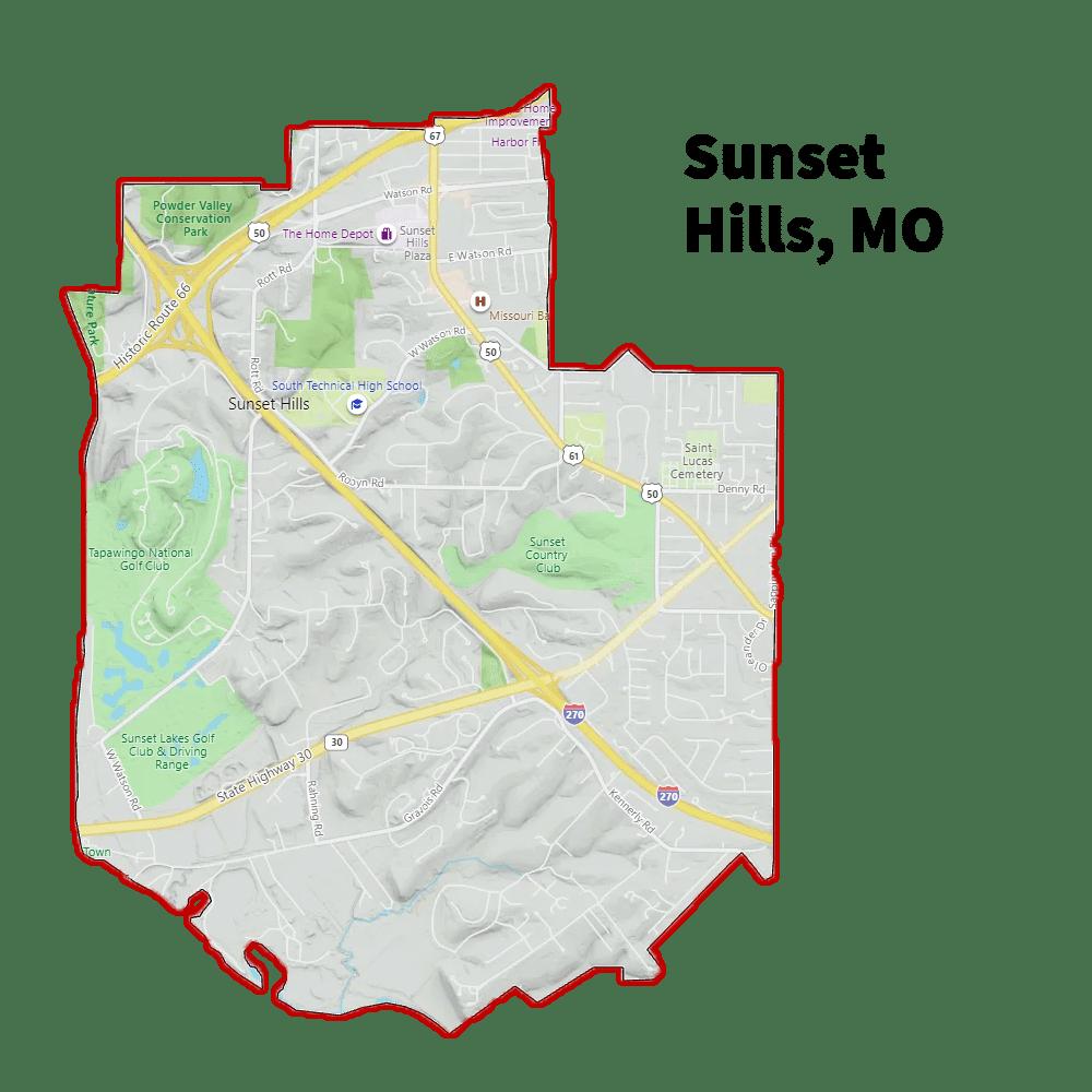 water damage restoration sunset hills mo