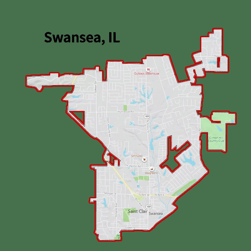 water damage restoration swansea il