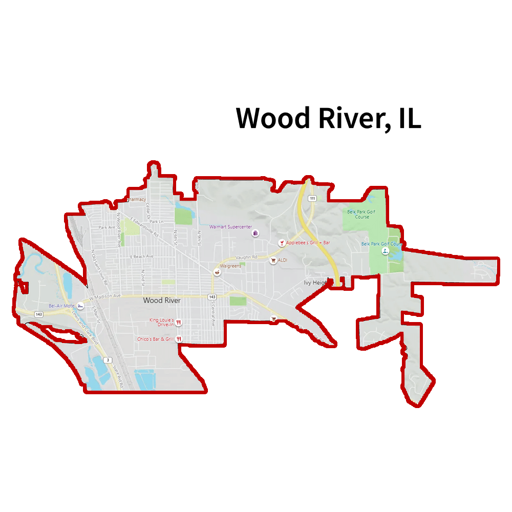 water damage restoration wood river il